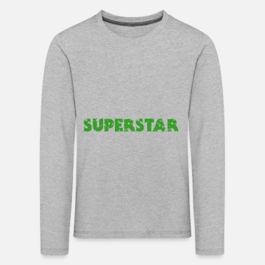Superstar Superstar - Kinder Premium Langarmshirt