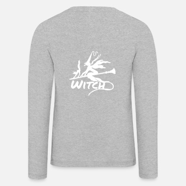 Witch Witch Witch - Kids' Premium Longsleeve Shirt
