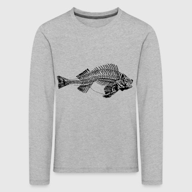 Aggressive perch - Kids' Premium Longsleeve Shirt