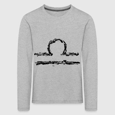 suchbegriff 39 sternzeichen waage 39 langarmshirts online bestellen spreadshirt. Black Bedroom Furniture Sets. Home Design Ideas