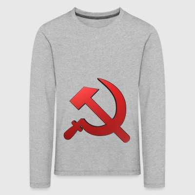 hammer and sickle - Kids' Premium Longsleeve Shirt