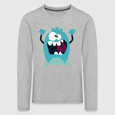Alexandro - Monster Collection cool - T-shirt manches longues Premium Enfant