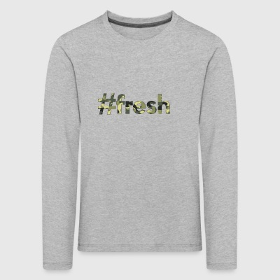 fresh - Kids' Premium Longsleeve Shirt