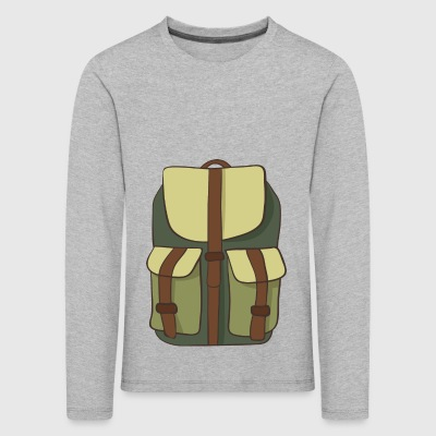 backpack - Kids' Premium Longsleeve Shirt