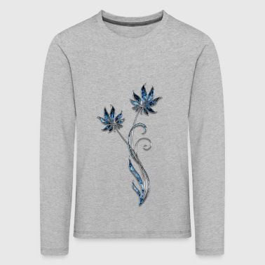 flower arrangements - Kids' Premium Longsleeve Shirt