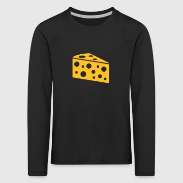 Cheese - Kids' Premium Longsleeve Shirt