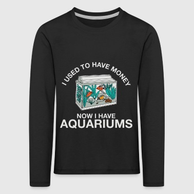 Aquarium - Kids' Premium Longsleeve Shirt