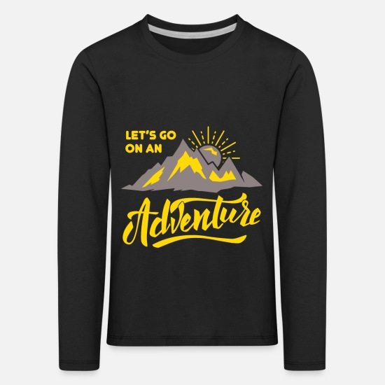 Birthday Long sleeve shirts - hobby - Kids' Premium Longsleeve Shirt black