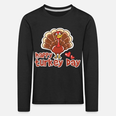 Thanksgiving Thanksgiving Thanksgiving - Kinder Premium Langarmshirt