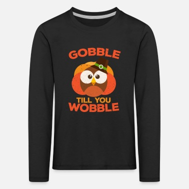Thanksgiving Thanksgiving - Kinder Premium Langarmshirt