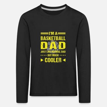 Io sono un papà di basket così più fresco che si Maglietta ecologica ... 7b510c90d67e