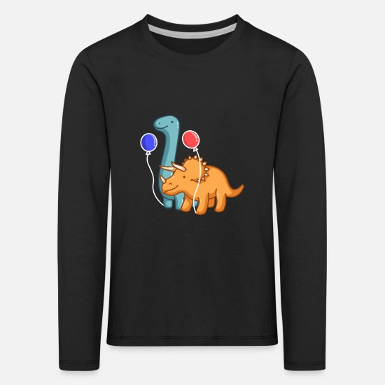 Occasion Long sleeve shirts - Birthday Kids Children Gift - Kids' Premium Longsleeve Shirt black