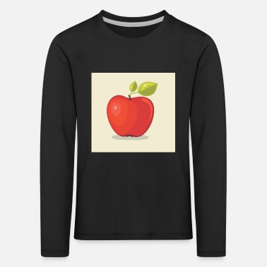 Imprint Apple imprint - Kids' Premium Longsleeve Shirt