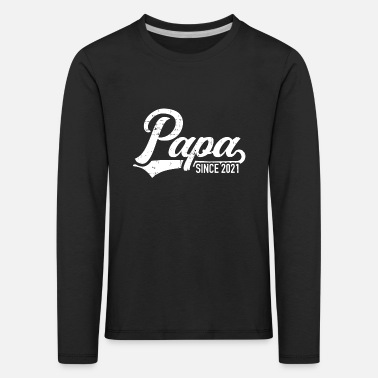 Offspring Dad 2021 - Kids' Premium Longsleeve Shirt