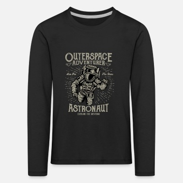 Outerspace Outerspace Adventurer - Kids' Premium Longsleeve Shirt