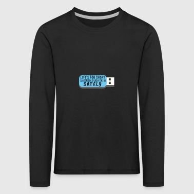 Flash drive - Kids' Premium Longsleeve Shirt