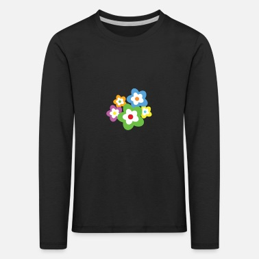 Occasion A bouquet of flowers for all occasions - Kids' Premium Longsleeve Shirt