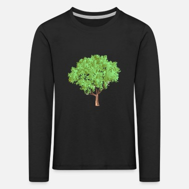 tree 3 - Kids' Premium Longsleeve Shirt