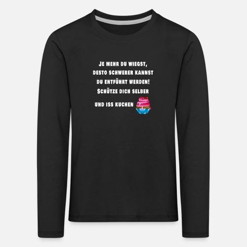 Iss Kuchen Geschenk Witzig Von Rocky2018 Spreadshirt