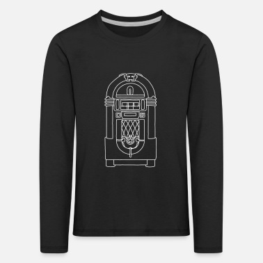 Jukebox Jukebox - Kids' Premium Longsleeve Shirt