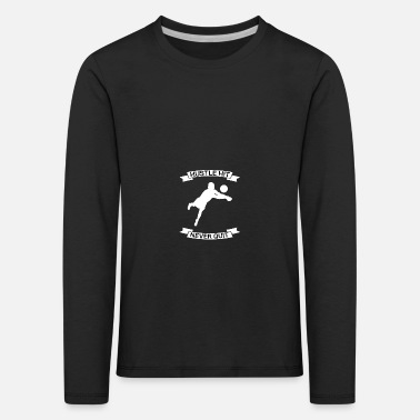Volleyball players Volleyball Team - Kids' Premium Longsleeve Shirt