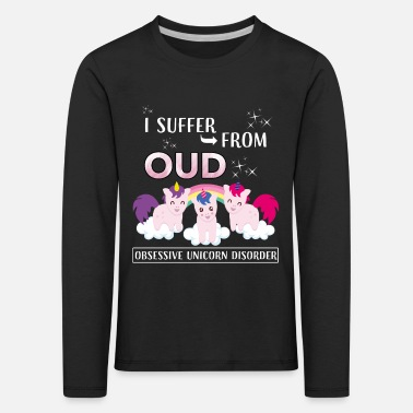 Unicorn Quote - Gift Idea - Unicorn Jam - Kinderen premium longsleeve