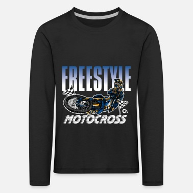 Freestyle Motocross freestyle motocross - Kids' Premium Longsleeve Shirt