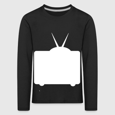 TV - Kids' Premium Longsleeve Shirt