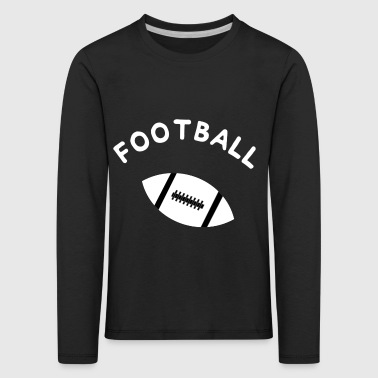 Football - Limited Edition - T-shirt manches longues Premium Enfant
