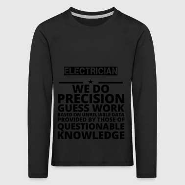 poison problem precision job Data Set 65 - Kids' Premium Longsleeve Shirt