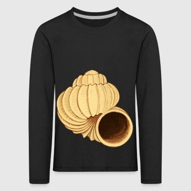 Jewelry seashell - Kids' Premium Longsleeve Shirt