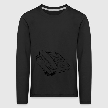 phone - Kids' Premium Longsleeve Shirt