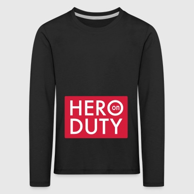 2541614 128806208 hero - Kids' Premium Longsleeve Shirt