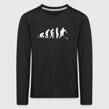 Field hockey players - Kids' Premium Longsleeve Shirt