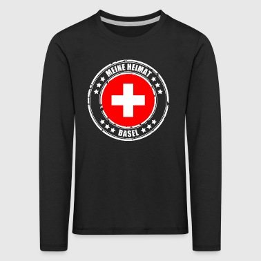 MY HOME BASEL - Kids' Premium Longsleeve Shirt