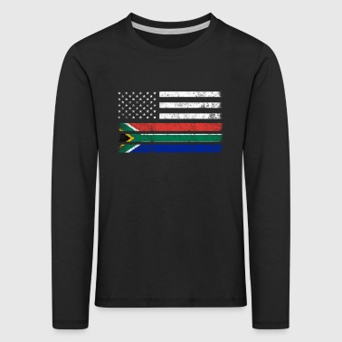 South Africa - Kids' Premium Longsleeve Shirt