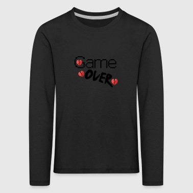 Game over - Kids' Premium Longsleeve Shirt