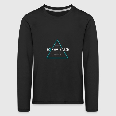 Experiences sports, travel adventure - Kids' Premium Longsleeve Shirt