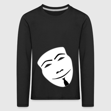 anonymous - Kids' Premium Longsleeve Shirt