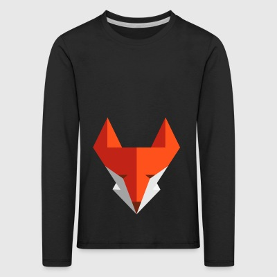 Fox - Kids' Premium Longsleeve Shirt