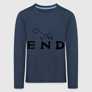 End the end - Kids' Premium Longsleeve Shirt
