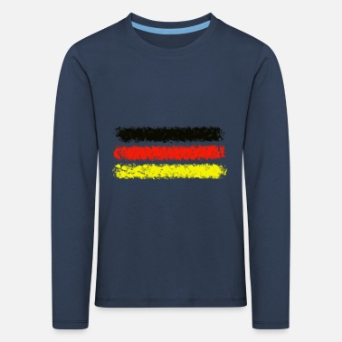 Germany - Kids' Premium Longsleeve Shirt