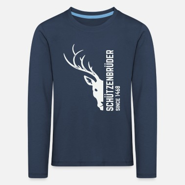 Protection Protect - Kids' Premium Longsleeve Shirt