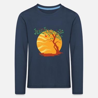Autumn Autumn time Autumn Autumn beginning - Kids' Premium Longsleeve Shirt