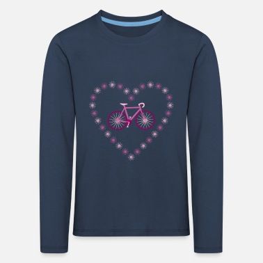 bicycle - Kids' Premium Longsleeve Shirt