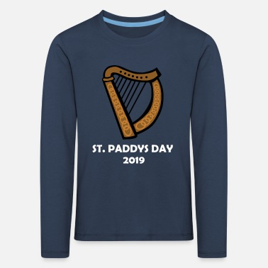 St Paddys Day st paddy's day - Kids' Premium Longsleeve Shirt