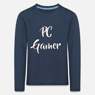 Pc PC gamers - Kids' Premium Longsleeve Shirt