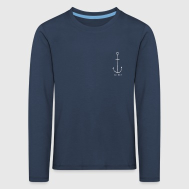 Blue origin - Kids' Premium Longsleeve Shirt
