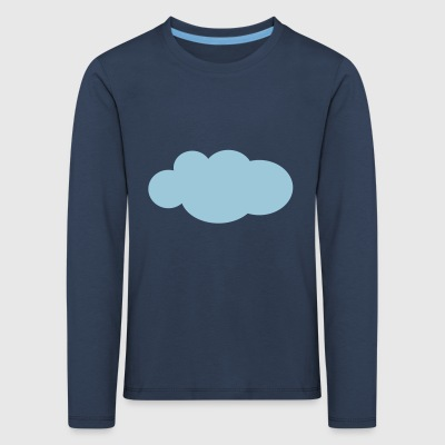 2541614 15239076 cloud - Kids' Premium Longsleeve Shirt