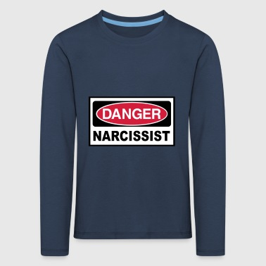2541614 115188447 narcissist - Kids' Premium Longsleeve Shirt